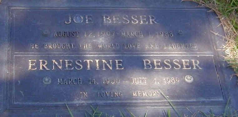 Joe Besser Wallpapers
